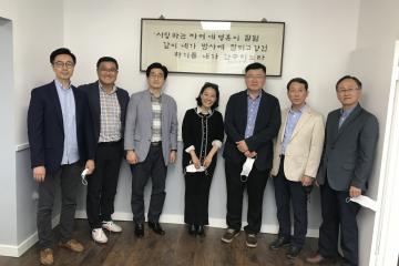 제64회기 신입회원 환영회(2021년 5월 4일)