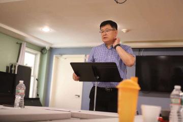 PCN(목회돌봄네트워크) 모임 사진들